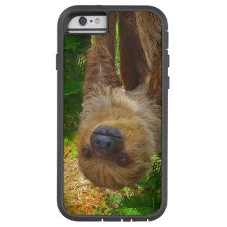 怠惰の雨林のiPhoneの場合 Tough Xtreme iPhone 6 ケース