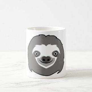 怠惰の顔 モーフィングマグカップ