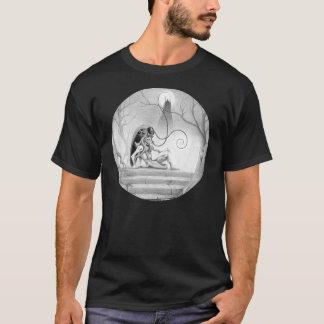 怠惰のTシャツの位置 Tシャツ