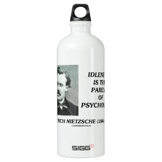 怠惰は心理学Nietzscheの親です ウォーターボトル