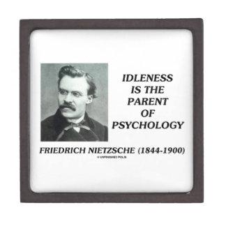 怠惰は心理学Nietzscheの親です ギフトボックス