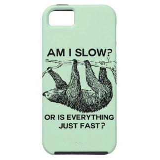 怠惰は私遅れますですか。 iPhone SE/5/5s ケース