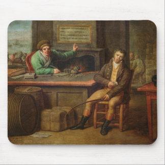 怠惰1818年 マウスパッド