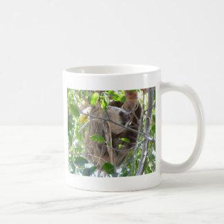 怠惰 コーヒーマグカップ