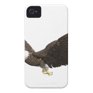 急上昇した白頭鷲 Case-Mate iPhone 4 ケース