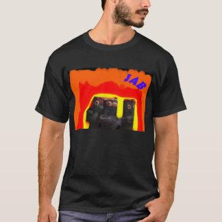 急激な突きのTシャツ2 Tシャツ
