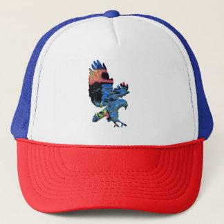 急襲のタカの多彩な帽子の帽子のデザイン キャップ