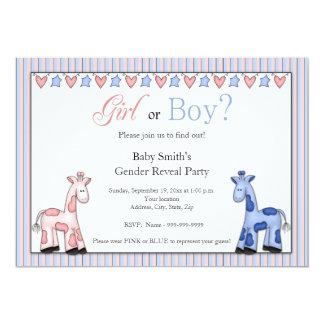 性はパーティの招待状を明らかにします カード