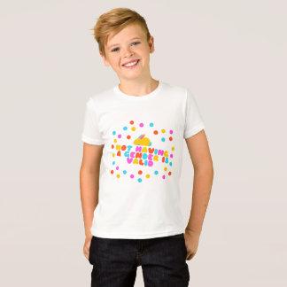 性を持っていないことは有効です Tシャツ