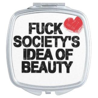 性交の社会の美しいのコンパクトのアイディア