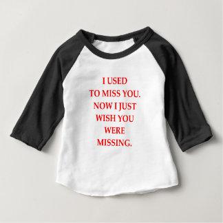 恋しく思うこと ベビーTシャツ