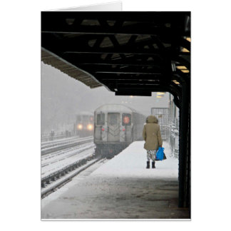 恋しく思われた列車か挨拶状 カード