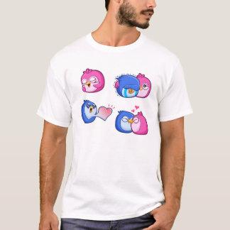 恋に落ちているChazz Tシャツ