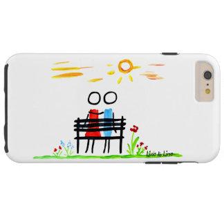 恋に落ちること TOUGH iPhone 6 PLUS ケース