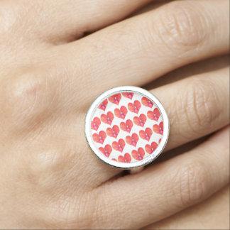 恋人のバラの花びらの芸術の官能的な親友NVN624 指輪