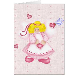 恋人の天使 カード