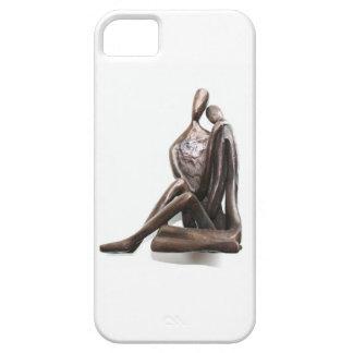 恋人の彫刻のiPhone 5の場合 iPhone SE/5/5s ケース