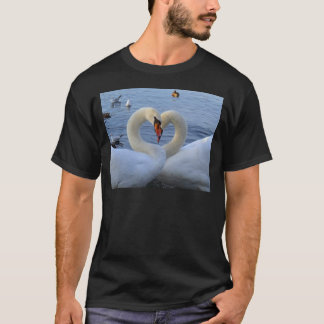 恋人の白鳥 Tシャツ