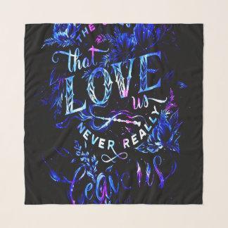 恋人の私達を愛する物の夢 スカーフ