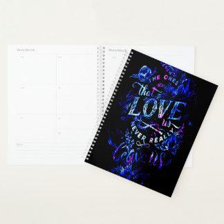 恋人の私達を愛する物の夢 プランナー手帳