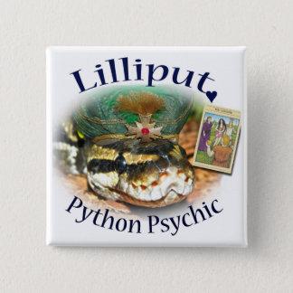 恋人カードと霊魂Lilliputの大蛇 缶バッジ