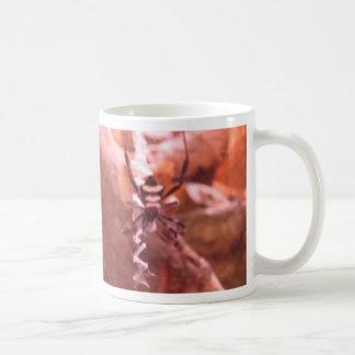 恐いくものマグ コーヒーマグカップ
