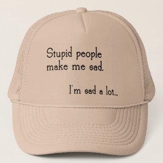 恐いゴシック様式エドガーアレンPoeの引用文の帽子 キャップ