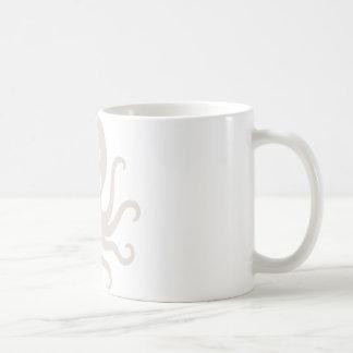 恐いタコ コーヒーマグカップ