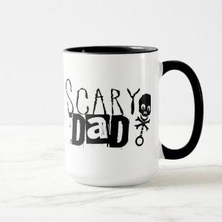恐いパパのマグ マグカップ