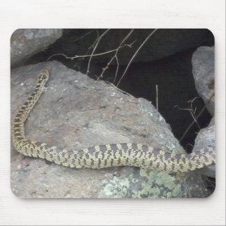 恐いヘビの終わり! マウスパッド