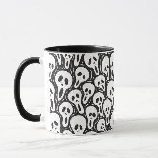 恐い壁紙 マグカップ