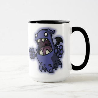 恐い幽霊のマグ マグカップ