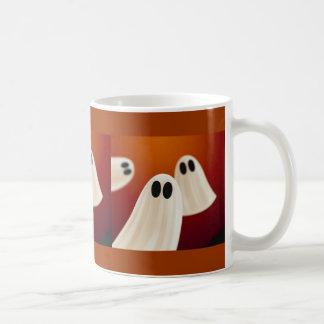 恐い幽霊 コーヒーマグカップ