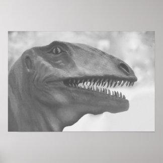 恐い恐竜 ポスター