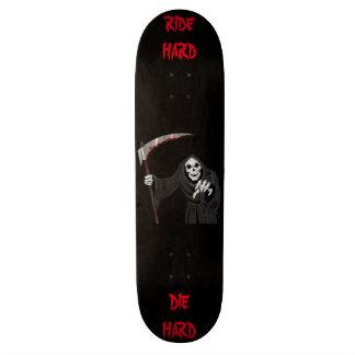 恐い死神 オリジナルスケートボード