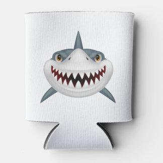 恐い鮫 缶クーラー