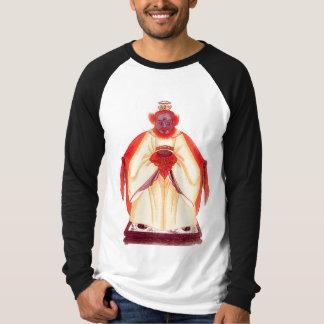 恐いTシャツのルンペン Tシャツ