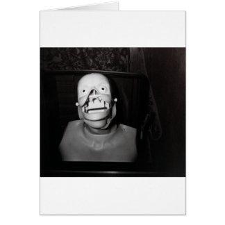 恐く、気紛れな、身元を隱した体は…またはそれですか。 カード