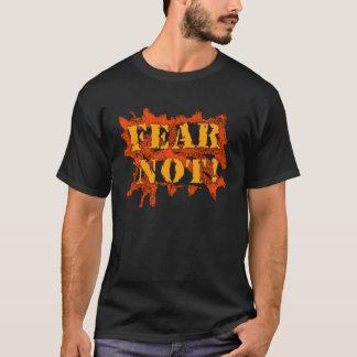 恐れない! Tシャツ