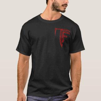 恐れによって Tシャツ