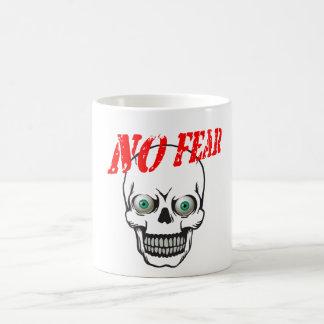 恐れ無し コーヒーマグカップ