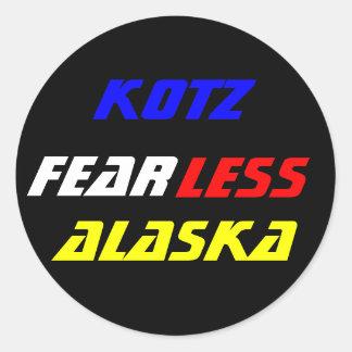 恐れ、より少し、KOTZ、アラスカ ラウンドシール