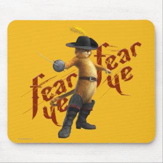 恐れYeはYeを恐れています マウスパッド