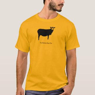恐ろしいヤギの男の子のTシャツ!! Tシャツ
