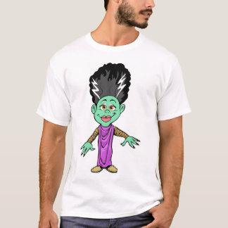 恐ろしい女の子 Tシャツ