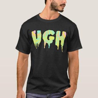 恐ろしい態度 Tシャツ