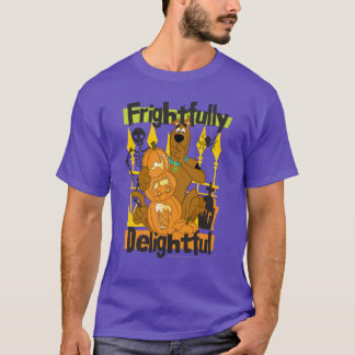 恐ろしく楽しい Tシャツ