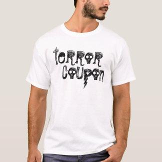 恐怖のクーポン Tシャツ