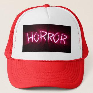 恐怖トラック運転手の帽子 キャップ