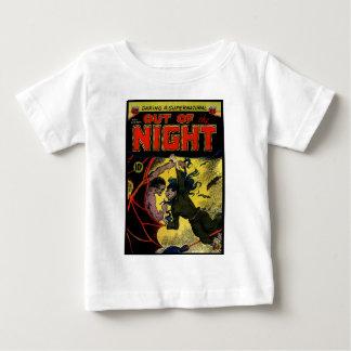 恐怖漫画: 夜4から ベビーTシャツ